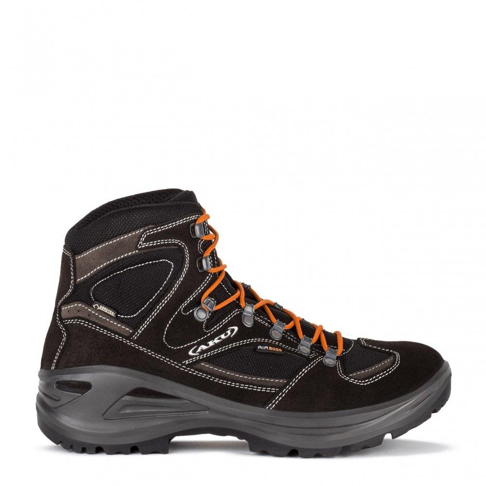 AKU Sendera GTX - Schwarz     Orange - EU 41.5   UK 7.5   US 8 - Komfortabler wasserdichter Gore-Tex® Wanderschuh 662a0f