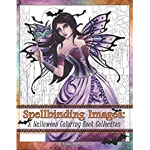 Spellbinding Images: A Halloween Coloring Book Collection