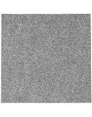 Self Adhesive Carpet Tile, Easy to Peel and Stick Carpet Floor Tile - 12 Tiles/12 sq Ft.