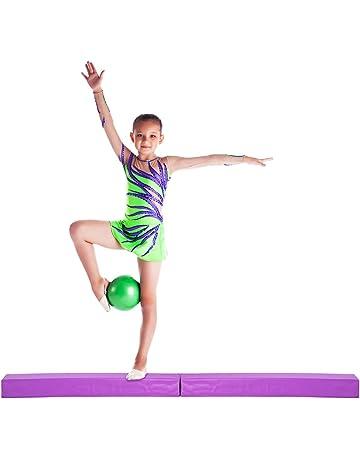 amazon com balance beams bases gym competition equipment