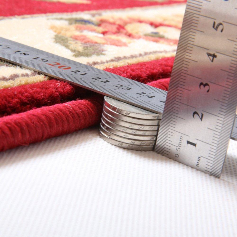 ZY Teppich Teppich Teppich Wohnzimmer Wasserdichte Anti-rutsch-matten Schlafzimmer couchtisch europäischen Stil geschnitten-I 180x250cm(71x98inch) B07D6T4VYJ Duschmatten c33df8