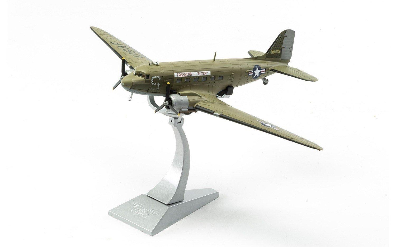 Corgi 1:72 Douglas c47a sytrain, 315208' fassberg FLYER ' USAF Berlín Airlift 1948