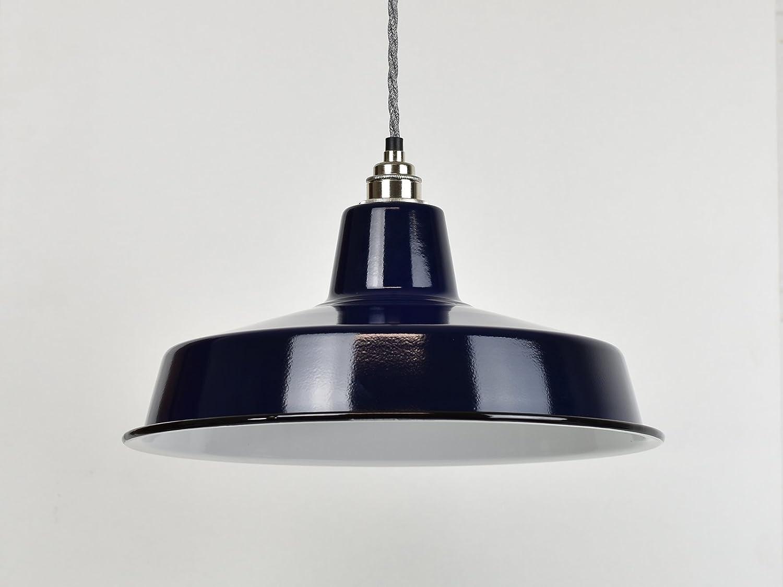 Pantalla para lámpara de techo, esmalte industrial grande ...