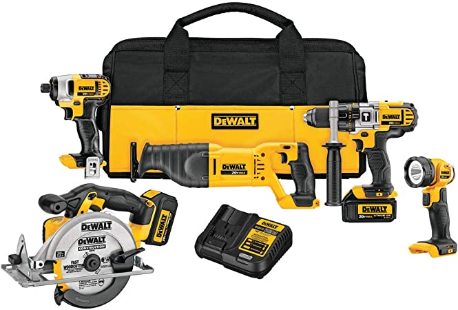 Image result for 20v cordless dewalt""