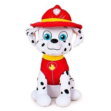 Whitehouse Paw Patrol - Patrulla Canina - Selección Figura de Peluche Softwool 30cm, Figura: