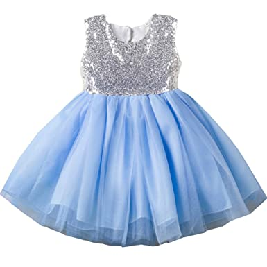 Princess Formal Special Occasion Dress for Girl 3t 4t Kids Shiny Sequins  Summer Brithday Tulle Tutu 1a20166d3b0b