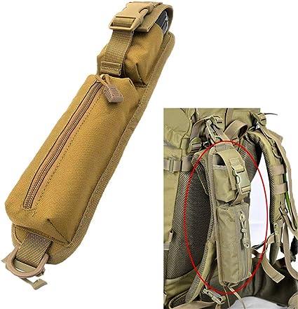 DETECH Taktische Molle Zubeh/örtasche Rucksack Schulterriemen Tasche Jagd EDC Werkzeugtasche
