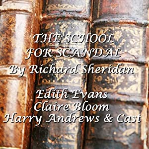 School For Scandal Audiobook