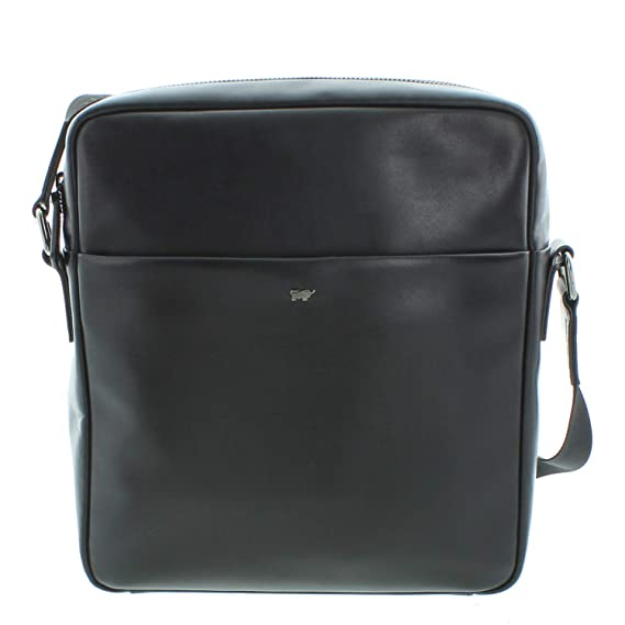 001caf0830e9 Braun Büffel Borchie e Strass Livorno Cross Body Bag black  Amazon.co.uk   Clothing