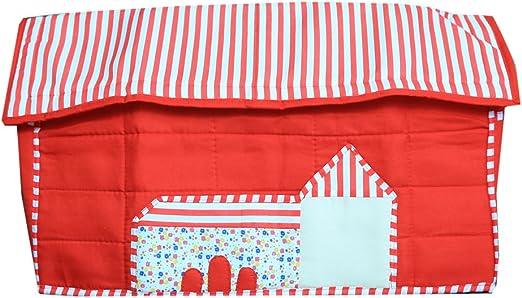 Kuber industrias elegante Hut diseño máquina de coser para (rojo ...