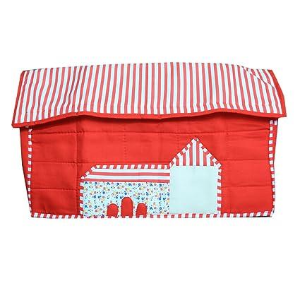 Kuber industrias elegante Hut diseño máquina de coser para (rojo) – ki3499