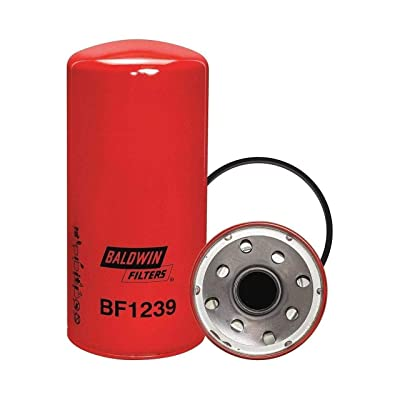 Baldwin BF1239 Heavy Duty Diesel Fuel Spin-On Filter: Automotive