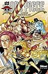 One Piece, Tome 59 : La fin de Portgas D. Ace par Oda