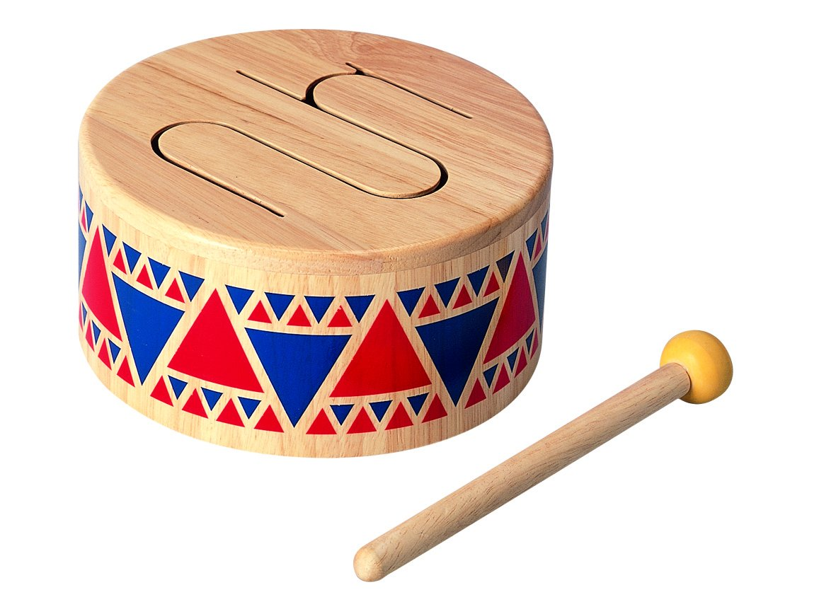 PlanToys Solid Drum by PlanToys
