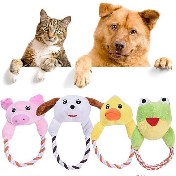 Xmiral - Juguete Interactivo para Perros y Gatos, Juguete para ...