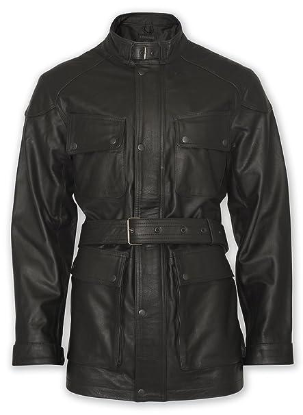 Men's Vintage Style Coats and Jackets LG - 1930s British Motorcycle Jacket $603.75 AT vintagedancer.com