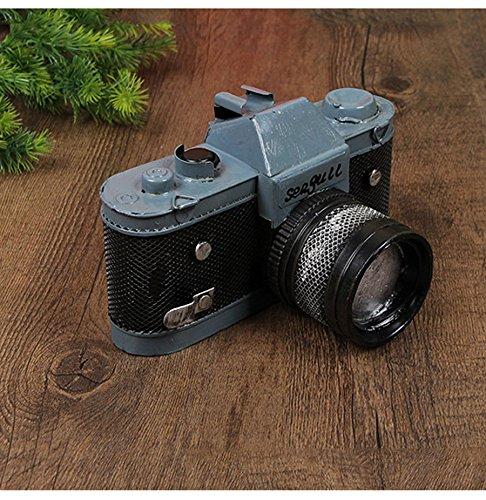 Vintage Retro Camera Model Decoration Crafts Shop Window Personalization Ornaments Photography Props Vintage ()