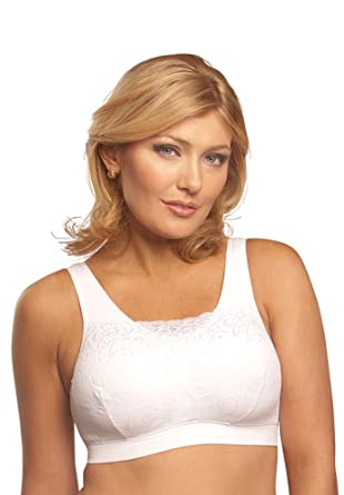 03d7e66786 Milana Bra (2 Pack) by Genie Bra (Size 8)  Amazon.co.uk  Clothing
