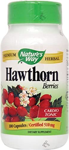 Natures Way Hawthorn Berry