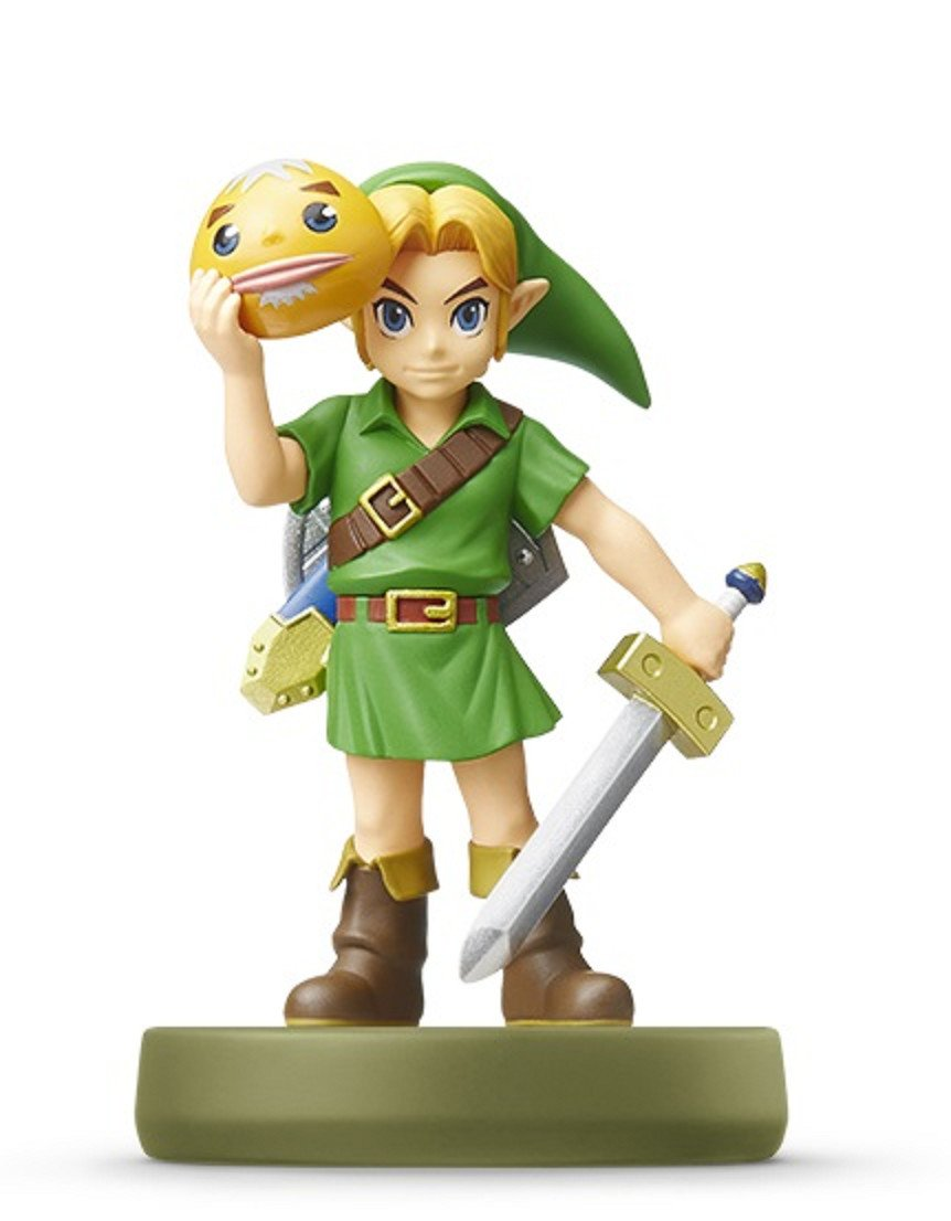 amiibo link Majora'S Mask ( The legend series of Zelda ) Japan Import [Nintendo 3DS]