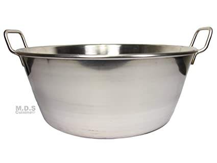Amazon.com: Cazo Stainless Steel Large 16