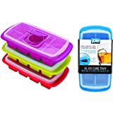 X-Large Ice Cube Tray by Joie MSC Various colors