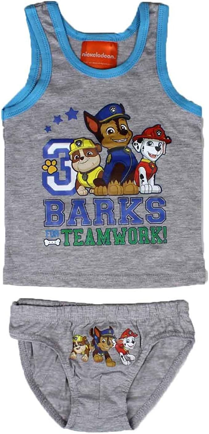 Paw Patrol Boys Underwear Set