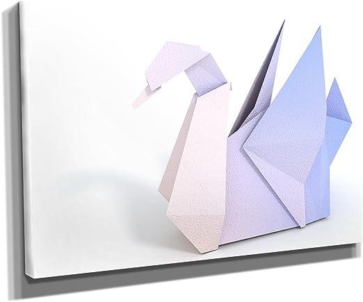 Origami Swan - YouTube | 436x522