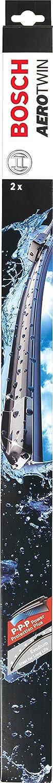 "Bosch Aerotwin 3397118934 Original Equipment Replacement Wiper Blade - 22""/22"" (Set of 2) Top Lock"