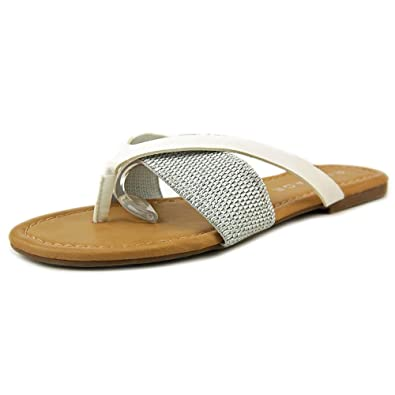 Jam2 Women Canvas Slides Sandal