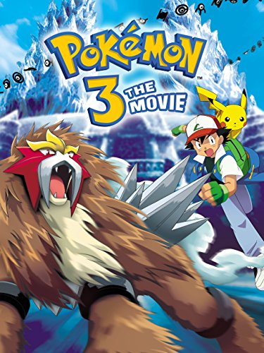 2001 Pokemon - Pokémon 3: The Movie