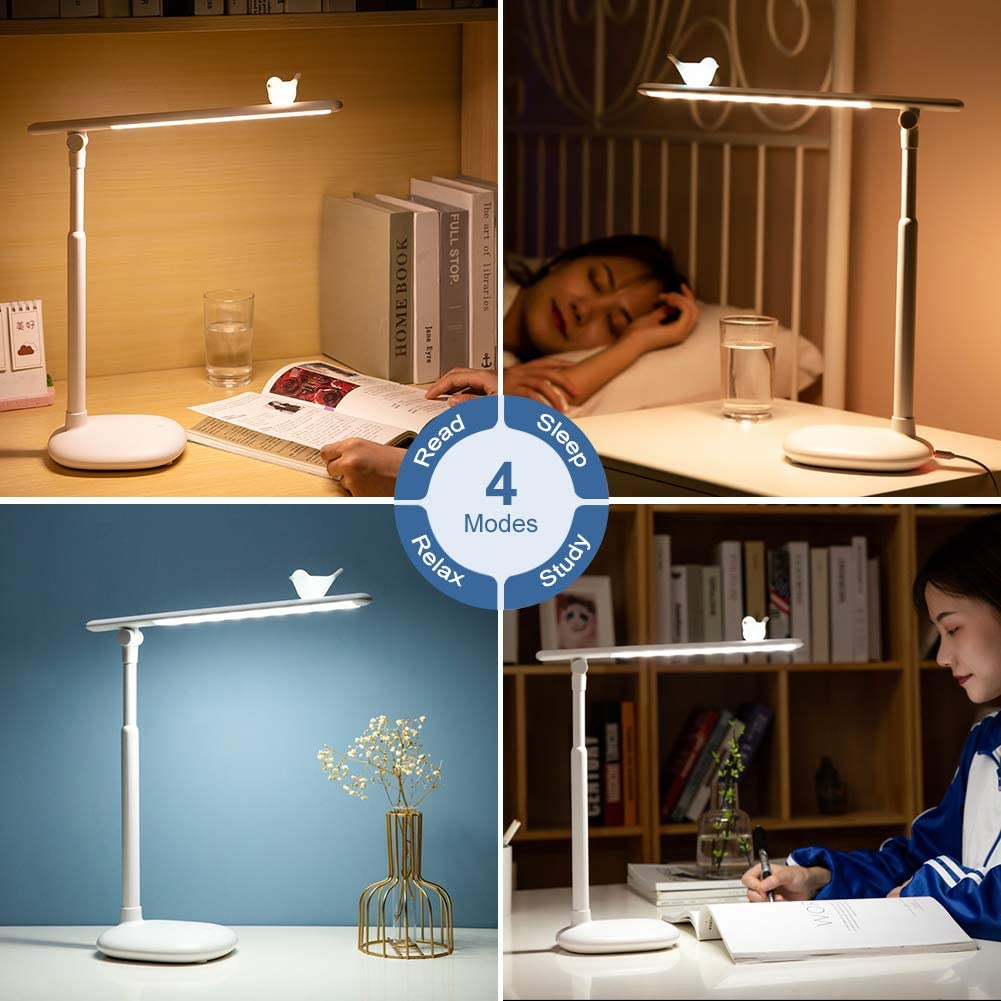 Amazon Promo Code for Led Desk Lamp with Cuckoo Night Light