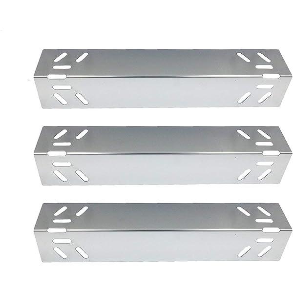 GFTIME 91521 (3 unidades) placas de calor de acero ...
