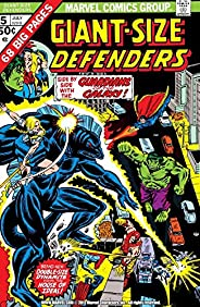 Giant-Size Defenders (1974-1975) #5 (English Edition)