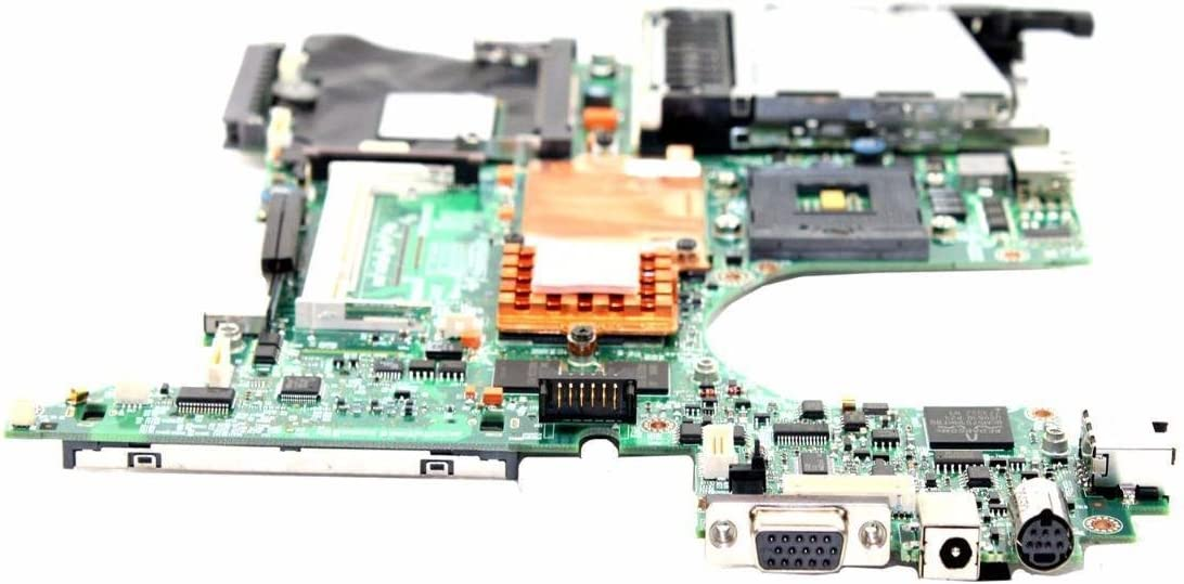 HP Compaq NC6220 NC6230 Intel 915GM Express Chipset 478 Socket DDR2 SDRAM 2 Memory Slots ATI Radeon X300 Graphics Laptop Motherboard HSTNN-103C 416979-001
