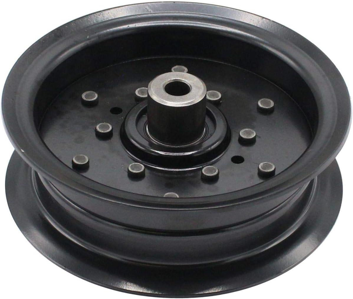 Spannrolle M/ähwerk 136,52mm passend Husqvarna YTH23V42 96043014700 Rasentraktor
