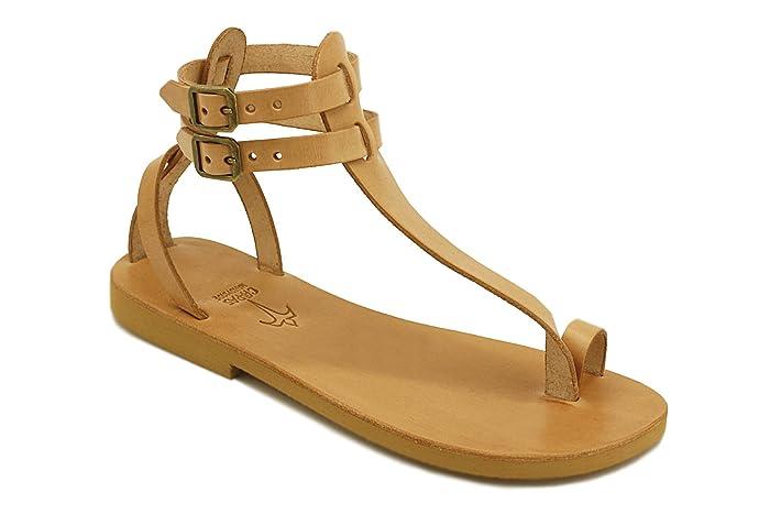 430fdac9afb1 Gladiator Thong Sandals