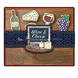Fox Run Brands Wine & Cheese Cookie Cutter Set, Metallic