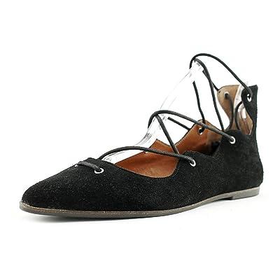 Lucky Brand Women's Billoh Black 5.5 M US M | Flats