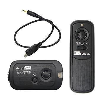 Pixel RW-221/DC2 - Disparador inalámbrico para cámara réflex Nikon ...