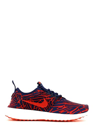 buy popular 349b5 9bd56 Nike Women s WMNS Juvenate Print Sneakers Blue Size  4 UK