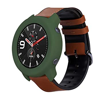 Amazon.com : Migugu Compatible for Huami AMAZFIT GTR 47mm ...
