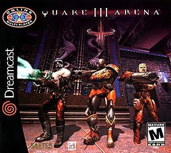 Amazon com: Quake 3 Arena: Video Games