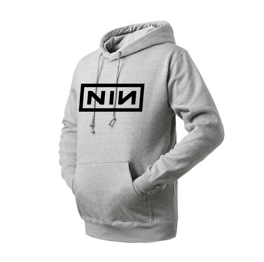 Top Selling For Fun Unisex Nine Inch Nails Nin Logo Shirts