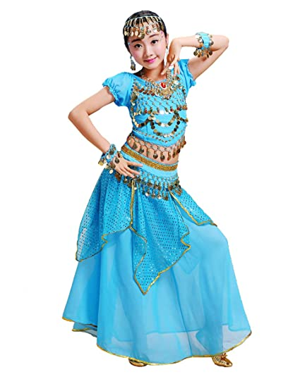 Grouptap Bollywood Girls Indian Princess Arabian Belly Dance ...