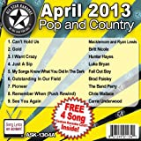All Star Karaoke Pop and Country Series (ASK-1304A) by Macklemore and Ryan Lewis