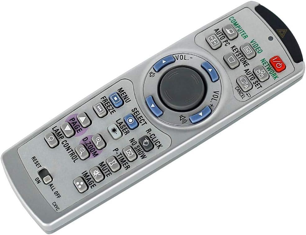 MAO YEYE New Remote Control for sanyo projectors CXYC PLC-XT3500 XF47 XF4700 Controller