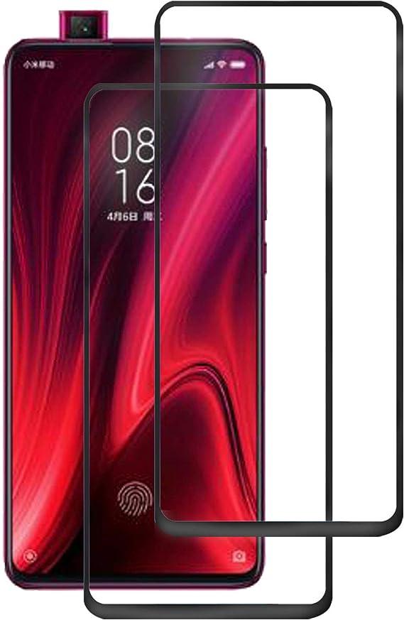 K20 Pro Tempered Glass Film Screen Protector Film 25 PCS 11D Full Screen Full Glue Anti-Fingerprint Tempered Glass Film for Xiaomi Redmi K20