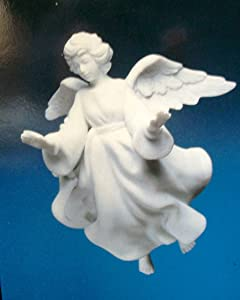 Avon Nativity Collectibles Flying Angel 1985 Porcelain