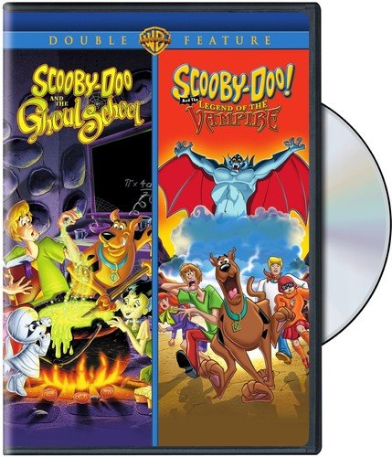 Scooby-Doo and the Ghoul School/ Scooby-Doo and the Legend of the Vampire Double Feature]()